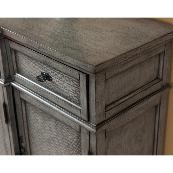 Adelbert Credenzas Intended For Newest Giulia 3 Drawer Credenza (View 4 of 20)
