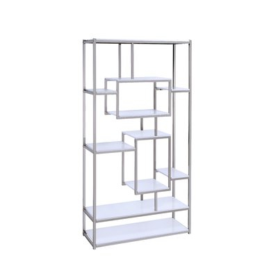 Agatha Etagere Bookcase (Gallery 14 of 20)