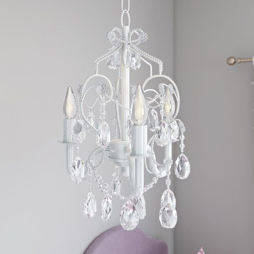 Aldora 3 Light Candle Style Chandelier In 2019 (Gallery 9 of 30)