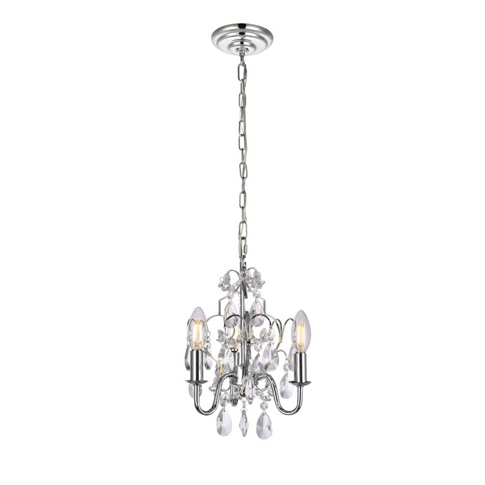 Aldora 4 Light Candle Style Chandeliers Pertaining To Current Dagnall 3 Light Candle Style Chandelier (Gallery 10 of 30)