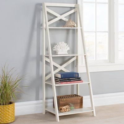 Alfred Ladder Bookcase With Current Alfred Ladder Bookcases (Gallery 1 of 20)