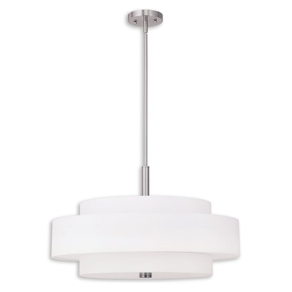 Allmodern For Lindsey 4 Light Drum Chandeliers (Gallery 29 of 30)