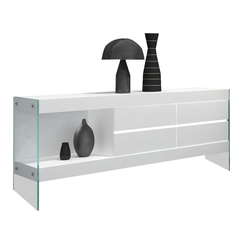 Allmodern Intended For Best And Newest Thite Sideboards (View 14 of 20)