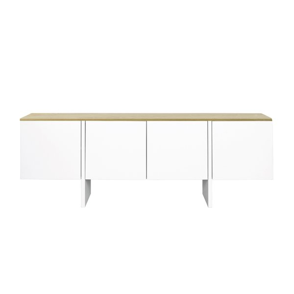 Allmodern Intended For Best And Newest Thite Sideboards (View 6 of 20)