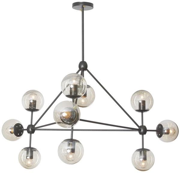 Allmodern With 2019 Everett 10 Light Sputnik Chandeliers (Gallery 11 of 30)