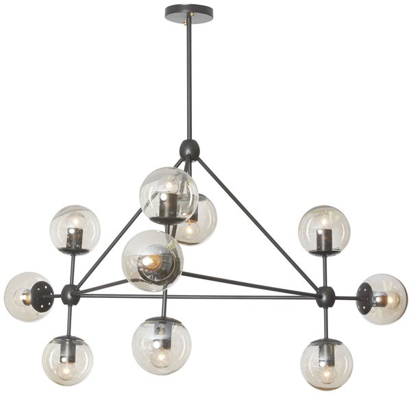Allmodern With 2019 Everett 10 Light Sputnik Chandeliers (View 2 of 30)