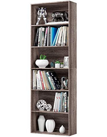 Amazon.co.uk: Bookcases – Cabinets, Racks & Shelves: Home For 2020 Beckett Corner Bookcases (Gallery 14 of 20)