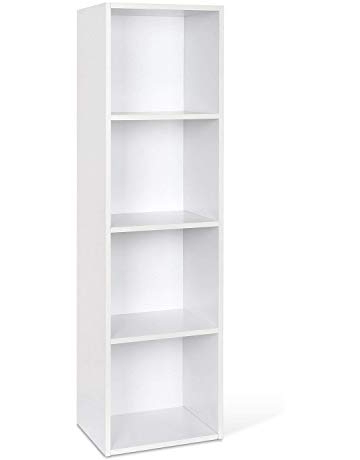 Amazon.co.uk: Bookcases – Cabinets, Racks & Shelves: Home Intended For Current Beckett Corner Bookcases (Gallery 19 of 20)