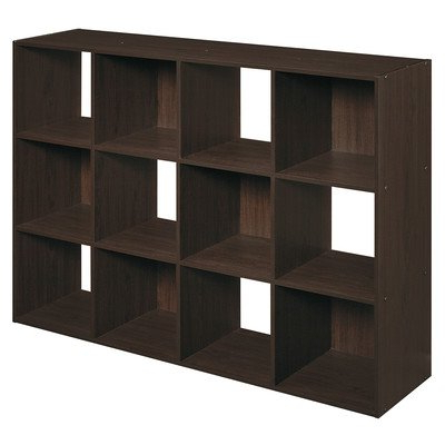 "Amazon: Cubeicals 35"" Cube Unit Bookcaseclosetmaid Regarding Most Recent Strauss Cube Unit Bookcases (Gallery 9 of 20)"