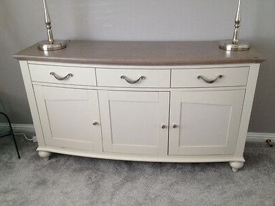 Annecy Sideboards Pertaining To Most Popular Bentley Designs Montreux (Furniture Village Annecy) Large Sideboard In Grey (Gallery 3 of 20)