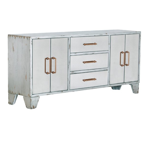 Antique Mirrored Sideboard (View 18 of 20)
