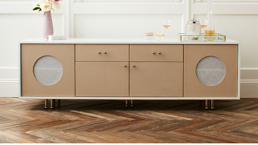 Apartment Therapy Pertaining To Dovray Sideboards (View 2 of 20)