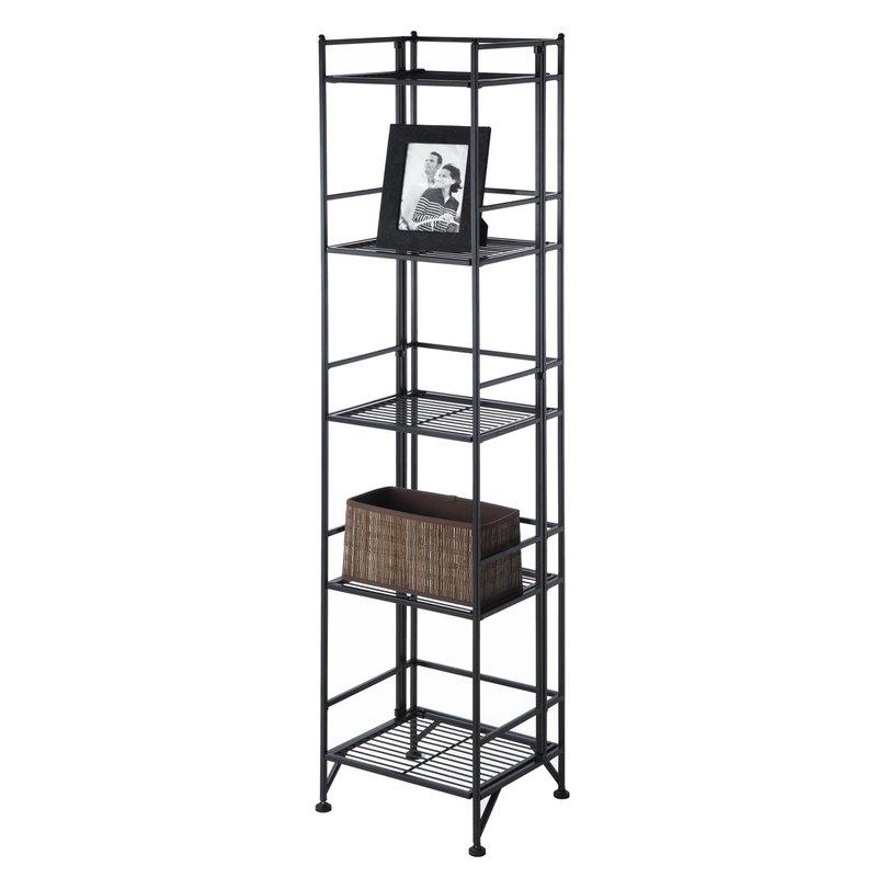 Aptos Etagere Bookcase With Trendy Aptos Etagere Bookcases (View 1 of 20)