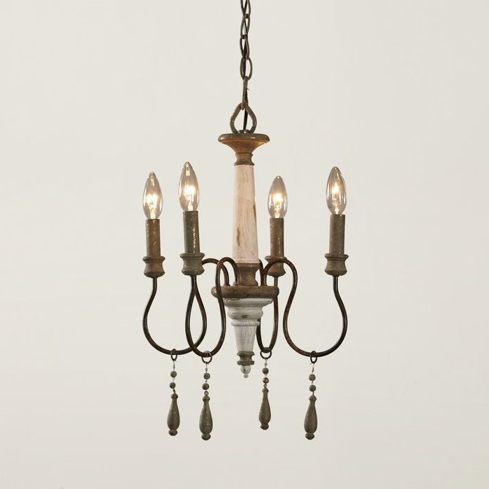 Armande Candle Style Chandelier Pertaining To Fashionable Armande Candle Style Chandeliers (View 3 of 30)