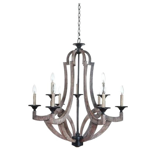 Armande Candle Style Chandeliers For Preferred Candle Style Chandelier – Nefeles (View 4 of 30)