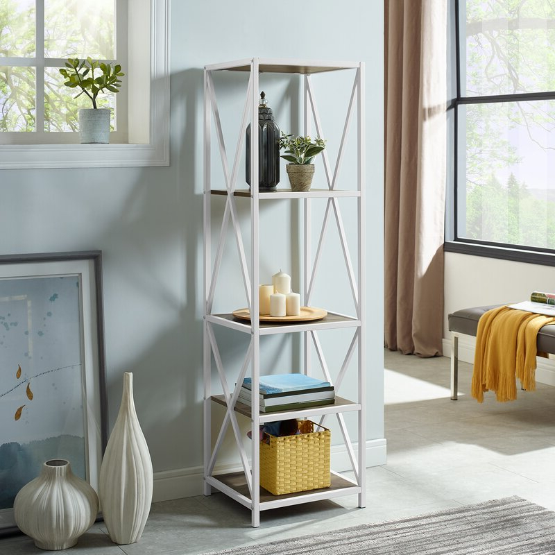 Augustus Etagere Bookcases For 2020 Augustus Etagere Bookcase (Gallery 17 of 20)