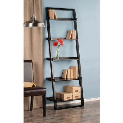 Averett Ladder Bookcase For Most Up To Date Averett Ladder Bookcases (View 2 of 20)