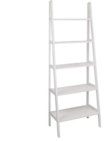 Averett Ladder Bookcases With Trendy Ladder Bookcases (View 4 of 20)