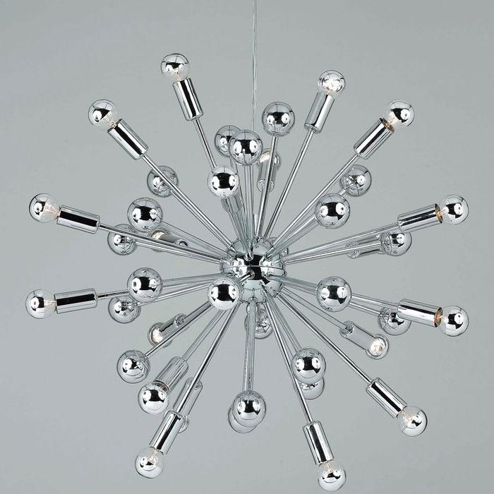 Bacchus 20 Light Sputnik Chandelier Within Recent Bacchus 12 Light Sputnik Chandeliers (Gallery 3 of 30)