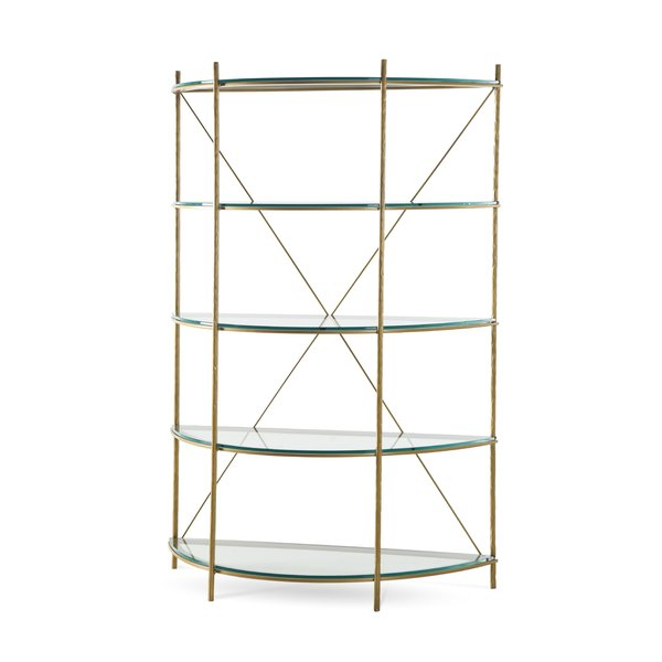 Baldwin Etagere Bookcasejoe Ruggiero Collection Intended For Most Current Baguia Etagere Bookcases (Gallery 19 of 20)