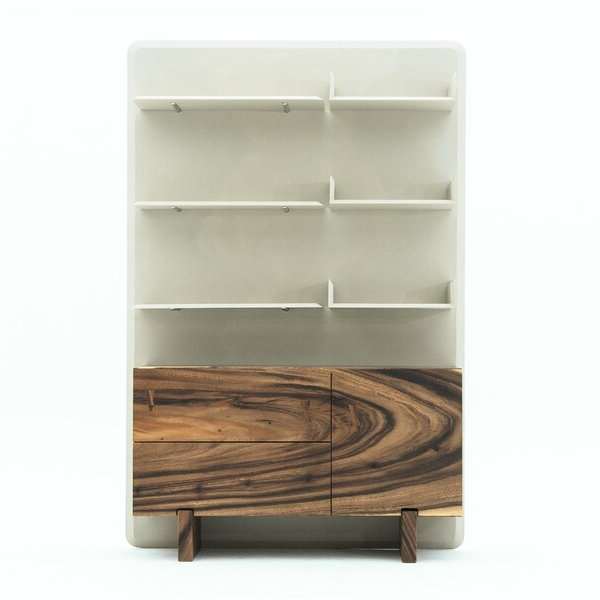 Barnsley Standard Bookcasefoundry Select In Well Known Ardenvor Etagere Standard Bookcases (View 8 of 20)