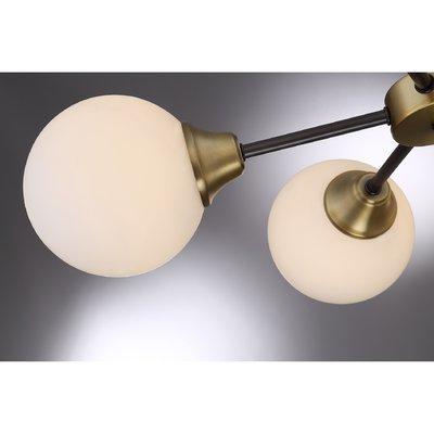 Bautista 5 Light Sputnik Chandeliers For Recent Bautista 5 Light Sputnik Chandelier (View 4 of 30)