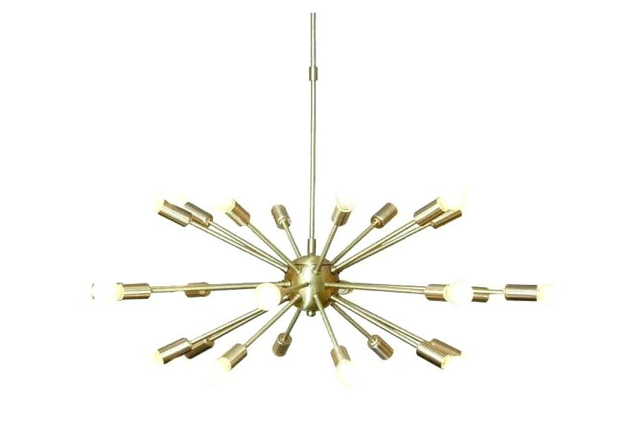 Bautista 5 Light Sputnik Chandeliers In Most Recently Released Light Bulbs For Sputnik Chandelier – Seanmccall (View 5 of 30)