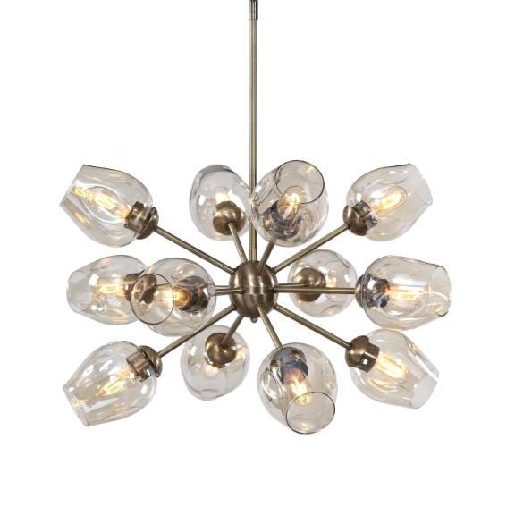 Bautista 5 Light Sputnik Chandeliers Within 2020 Sputnik Light Fixture – Sheabaltimore.co (Gallery 23 of 30)