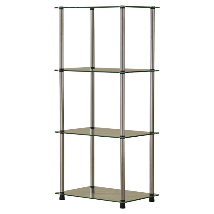 Beckett Etagere Bookcase For Most Recent Beckett Etagere Bookcases (Gallery 5 of 20)
