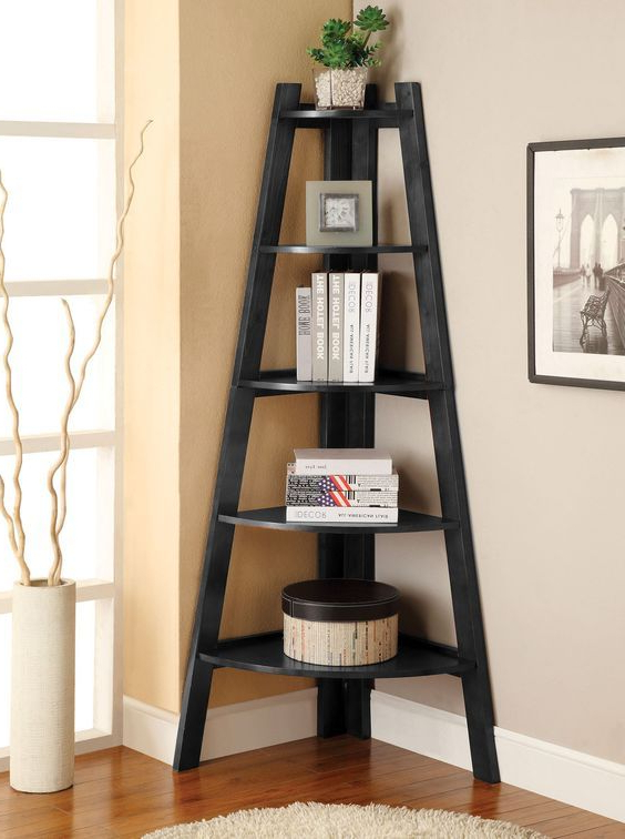 Belcher Corner Bookcases Within Most Recent Pin On Ladder Shelving (View 18 of 20)