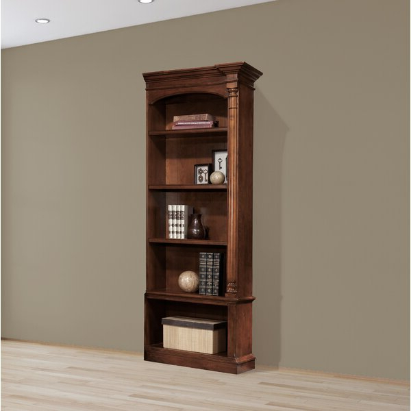 Belue Standard Bookcases Intended For Preferred Caylee Standard Bookcasedarby Home Co (Gallery 17 of 20)