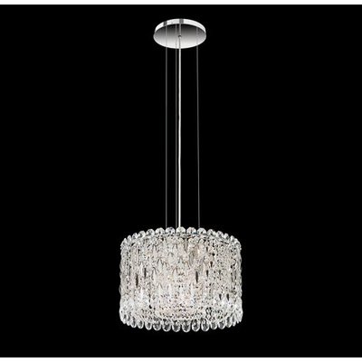 Benedetto 5 Light Crystal Chandelier (View 8 of 30)