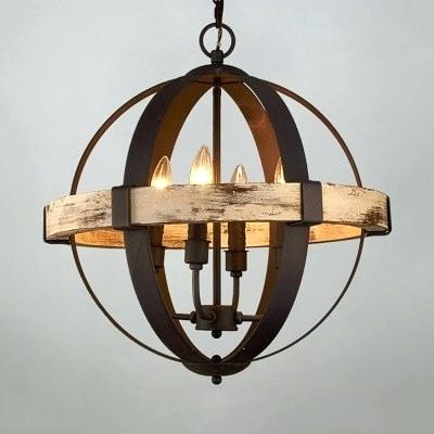 Bennington 4 Light Candle Style Chandeliers Pertaining To Most Recent Candle Style Chandelier – Nefeles (View 6 of 30)