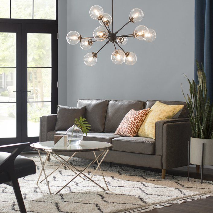 Best And Newest Asher 12 Light Sputnik Chandeliers Inside Pin On Master Bedroom (View 9 of 30)