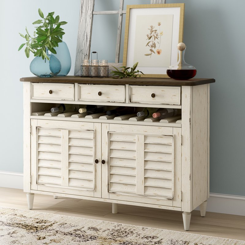 Best And Newest Baleine 3 Drawer Sideboard With Baleine 3 Drawer Sideboards (View 7 of 20)