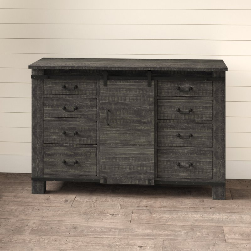 Best And Newest Candide Wood Credenzas Throughout Carston Sideboard (Gallery 19 of 20)