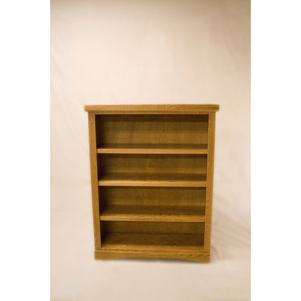 Best And Newest Curiel 2 Shelf Traditional Standard Bookcasedarby Home Co For Mari Wood Corner Bookcases (Gallery 18 of 20)