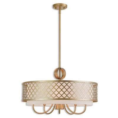 Best And Newest Dailey 4 Light Drum Chandeliers Within Tymvou 6 Light Drum Chandelier – Artofit (View 3 of 30)