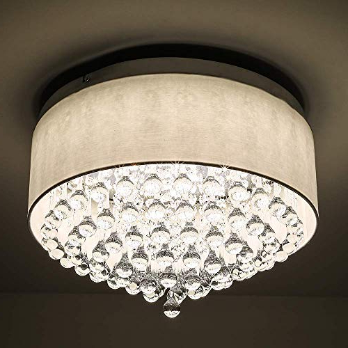 Best And Newest Dimmable Drum Chandelier Lighting: Amazon With Breithaup 7 Light Drum Chandeliers (Gallery 22 of 30)