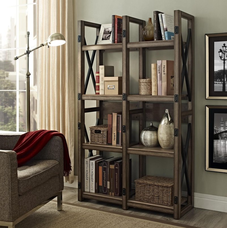 Best And Newest Gladstone Etagere Bookcases In Gladstone Etagere Bookcase Only $197.99! (Reg $ (View 2 of 20)