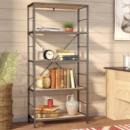 Best And Newest Macon Etagere Bookcases Intended For Macon Etagere Bookcase (View 5 of 20)