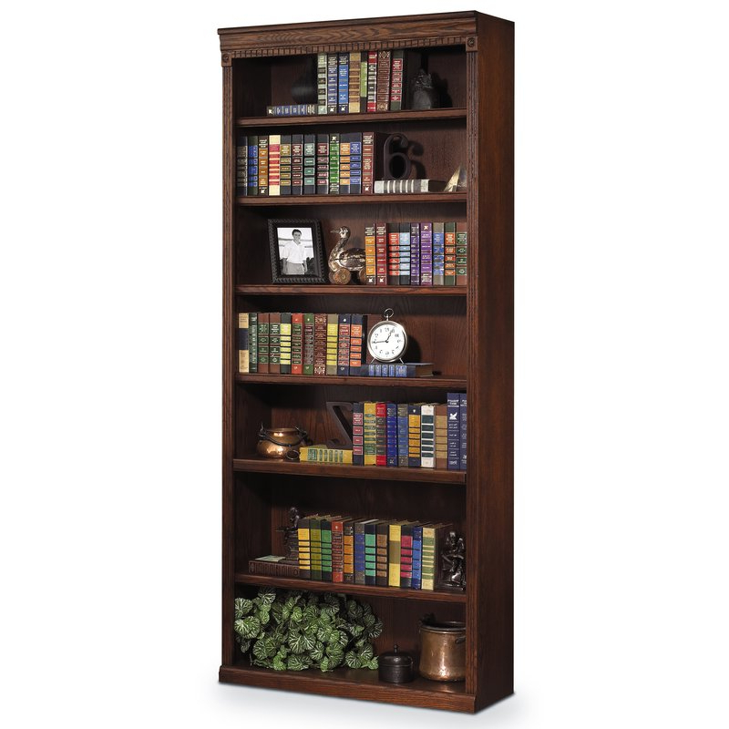 Best And Newest Reynoldsville Standard Bookcases Intended For Reynoldsville Standard Bookcase (Gallery 1 of 20)