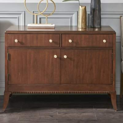 Best And Newest Signature Eleanor Credenza Signature Pertaining To Candide Wood Credenzas (Gallery 11 of 20)