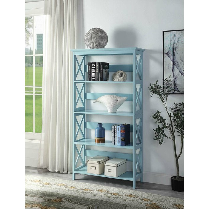 Best And Newest Stoneford Etagere Bookcases Regarding Stoneford Etagere Bookcase (View 2 of 20)