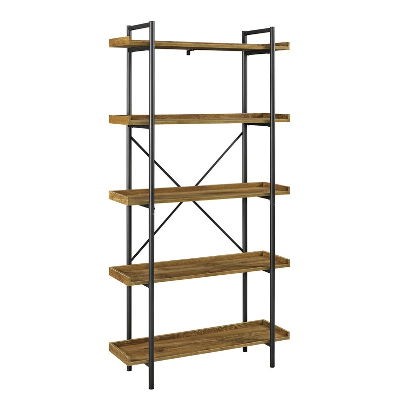 Best And Newest Swindell Etagere Bookcases Inside Swindell Etagere Bookcase (View 4 of 20)