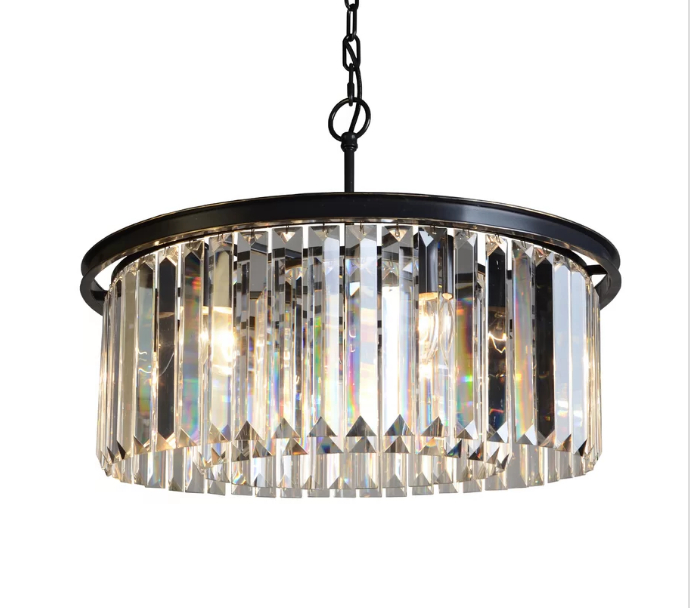 Best And Newest Varnum 4 Light Lantern Pendants Within Restoration Hardware Chandelier Look Alikes For Less (Gallery 29 of 30)