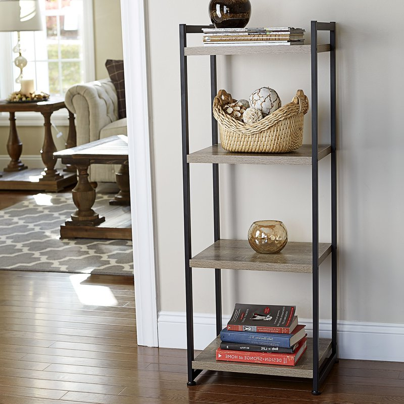 Best And Newest Whidden Etagere Bookcase Inside Whidden Etagere Bookcases (View 2 of 20)