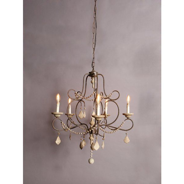 Bi Library Lights Throughout Most Current Hesse 5 Light Candle Style Chandeliers (View 7 of 30)