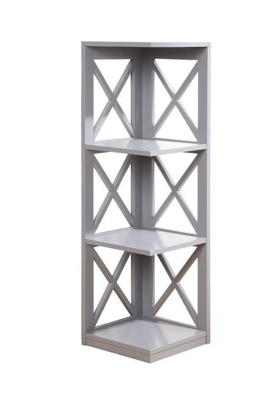 Bookcase, Corner (View 5 of 20)