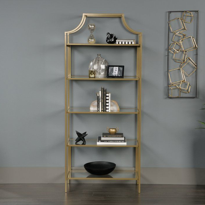 Bookcase, Etagere Intended For Damon Etagere Bookcases (View 1 of 20)